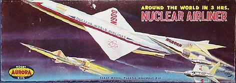 Impetus Nuclear Airliner